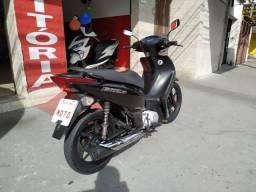Honda Biz 125 ES 2013 aceito moto de menor valor