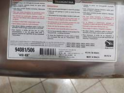 Vendo cuba de pia de cozinha inox Tramontina