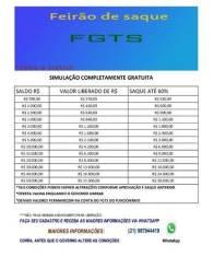 Título do anúncio: Saque FGTS