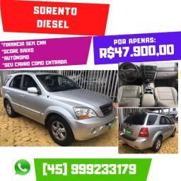 Sorento EX 2009 Diesel