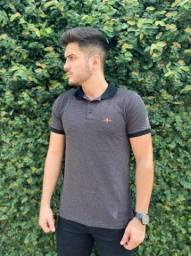 Camiseta gola polo PREMIUM