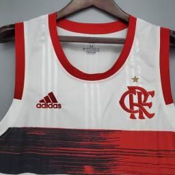 Linda Camisa de Basquete do Flamengo NBB 21/22