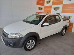 Fiat Strada Freedom 1.4 Cab. Dupla 1.4 Igual A Zero Grande Oportunidade