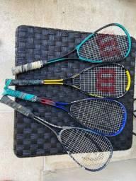 Título do anúncio: Raquete de squash