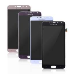 Tela Touch Display Samsung J4 J4 Plus J6 J6 Plus J8 J8 Plus