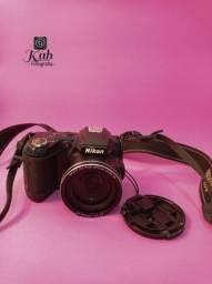 Câmera Nikon Semi Profissional