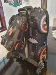 Mochila Batman com lancheira R$150,00