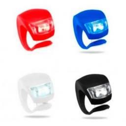 Sinalizador LED para bicicleta (par)