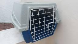 Caixa de transporte para cães e gatos - DOG LAR
