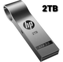 Mini Pendrive Hp 2TB Usb 3.0 Original Promoção