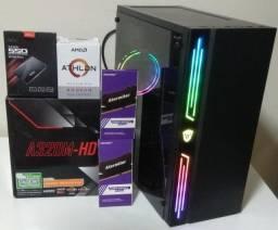 Computador 3000G +16GB ram + SSD 240GB roda vários jogos