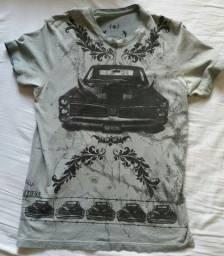 Camiseta carro