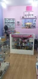 Passo ponto loja de cosméticos