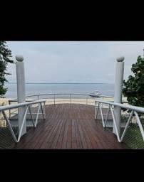 Marseille Ponta Negra -excelente cobertura duplex com vista privilegiada para o Rio Negro