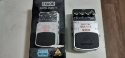 Pedal Digital Multi-FX Behringer