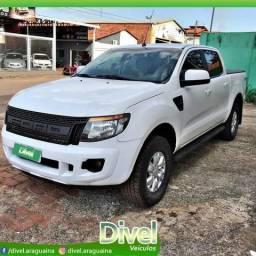 Ford Ranger 3.2 XLS 4x4 Aut. Diesel Completa - 2016