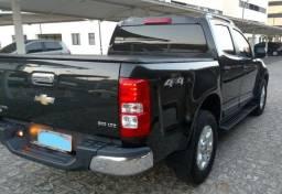 Gm - Chevrolet S10 S10 LTZ Diesel 4x4 Automática - Blindada (garantia até 2023) - 2013