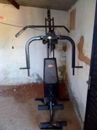 Estação de Musculação da Kenkorp!!!