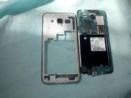 Placa Samsung Galaxy j5 (j500 md/s) completa+aro funcionando 100%