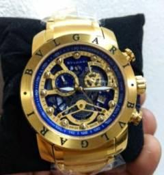 5f05109a22f Relógio Bvlgari (bugari) todos com garantia