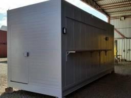 Lanchonete container 20 pés (100% nacionalizado com NF)