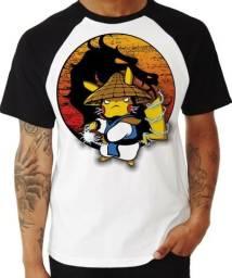 Camisa Pokemon Pikachu em teresina Piauí