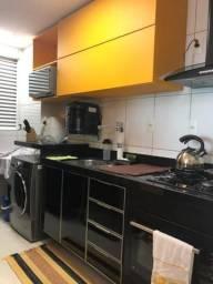 Belíssimo apartamento na Ponta d?Areia !!!porteira fechada