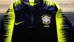 Agasalho Seleção Brasileira Original