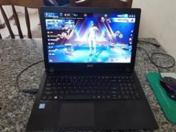Notebook Acer core i5 7° geração