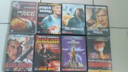 DVDs DOLPH LUNDGREN (Originais)