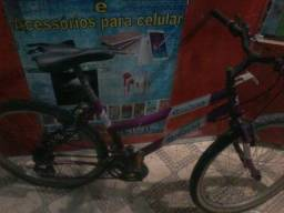 Bicicleta para menina