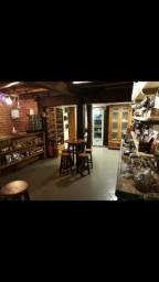 Empório completo , móveis rústicos todos em madeira
