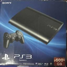 Playstation 3 Super Slim - Sony