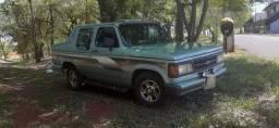 Vendo ou troco caminhonete D20 - 1985