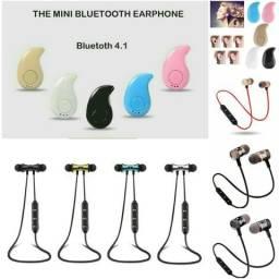 Bluetooth(fone de ouvido)
