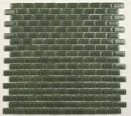 Título do anúncio: Pastilha de Vidro Green Brick 30x30