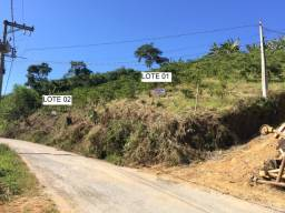 Vende-se 02 lote (s) em Iconha (600 m² e 450 m²)