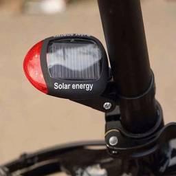 Lanterna para bicicletas, luz solar. (Anápolis/GO)