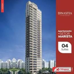 Apartamento à venda com 4 dormitórios em Marista, Goiânia cod:APV2556