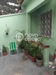 Casa à venda com 2 dormitórios em Cachambi, Rio de janeiro cod:GR2CS49870