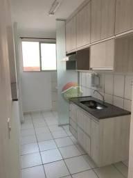 Apartamento com 2 dormitórios para alugar, 47 m² por R$ 900,00/mês - Bonfim Paulista - Rib