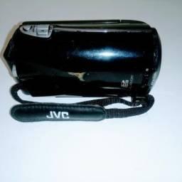 Filmadora JVC Evério 45 X zoom óptico - 8 gigas de memória