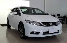 Civic 2.0 exr autom·tico 2016 branco (cod.017) - 2016