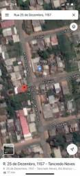 Terreno Avenida principal do Bairro Tancredo Neves. aceito proposta carro/gado.