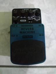 Pedal de Reverb Behringer RV 600