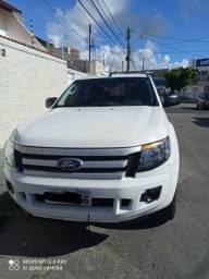 Ford Ranger XLS, 2.2, Mec. 15/15, CD, 4x4, Diesel, 106km - 2015