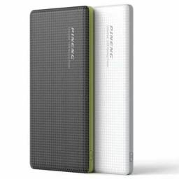 Carregador Portátil Pineng Power Bank Original Slim Pn951 10.000mah