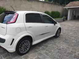 Fiat Punto Blackmotion 1.8 16V Dualogic Flex - 2014