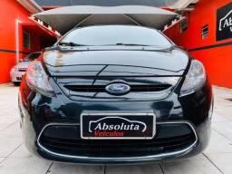 Fiesta 2012 hatch 1.6 flex completo, top de linha, carro impecável !!! - 2012