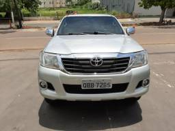Toyota Hilux flex SR 2014 automatica - 2014